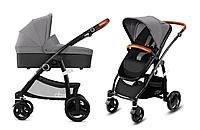 Коляска 2в1 CBX by Cybex Leotie Lux Comfy Grey 518001675