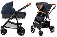 Коляска 2в1 CBX by Cybex Leotie Lux Jeansy Blue 518001677