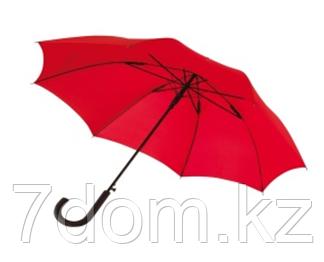 Зонт трость красный арт.d7400123