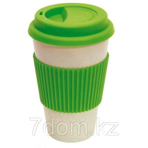Кружка для кофе из бамбука арт.d7400182