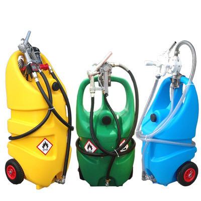 Мобильный резервуар для бензина, дизельного топлива и масла 55 л.