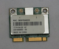 Модуль Wi-Fi & Bluetooth noname Wi-Fi+Bluetooth  модуль Mini PCI Expres Broadcom BCM94313HMG2L 802.11 B/G/N Bluetooth 3.0 150 Мбит/с