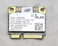 Модуль Wi-Fi & Bluetooth noname Wi-Fi модуль Mini PCI Expres INTEL 112BNHMW 802.11 B/G/N  300 Мбит/с