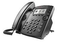 SIP телефон Polycom VVX 300 Skype for Business/Lync edition (2200-46135-019), фото 1