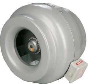 Канальный вентилятор круглый для вентиляции ВКМ-100