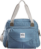 Сумка для мамы Beaba Changing bag Geneva II Blue
