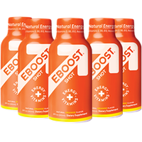 ORANGE NATURAL ENERGY SHOT