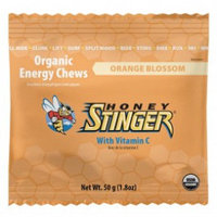 Конфеты с энергией Orange Blossom Organic Energy Chew