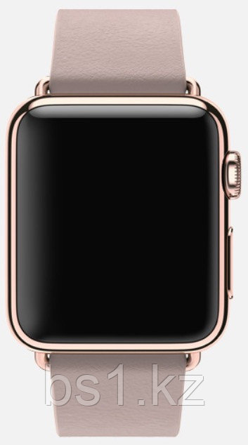 Apple Watch Edition, 38 mm. / Gold Modern Buckle Rose Grey