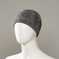 Castle Textured Knit Beanie, фото 1