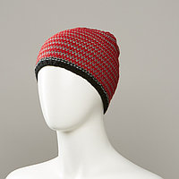 Goldman Textured Knit Beanie, фото 1