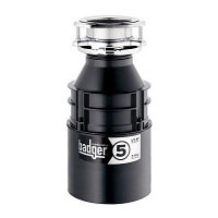 Badger 5 1/2 HP Continuous Feed Garbage Disposal