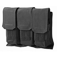 HOOK BACKED TRIPLE M16 MAG POUCH