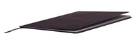 Ежедневник недатированный, Portobello Trend, Voyage, 145х210, 256 стр, цвет Бургунди