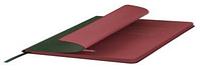 Ежедневник недатированный, Portobello Trend, River side, 145х210, 256 стр, зеленый/бургунди