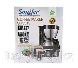 Кофеварка Sonifer COFFEE MAKER SF-3513