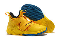"Кроссовки Nike Lebron Zoom Soldier 12 (XII) ""Knight Yellow"" (40-46)"