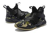 "Кроссовки Nike Lebron Zoom Soldier 12 (XII) ""Black Camo"" (40-46), фото 2"