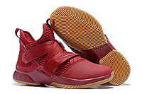 "Кроссовки Nike Lebron Zoom Soldier 12 (XII) ""Vine Red"" (40-46)"