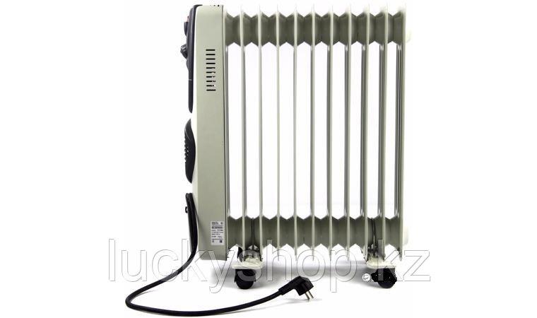 Масляной радиатор GIPFEL 9 секций. Обогреватель