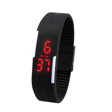 Спортивные силиконовые LED часы браслет в Астане. умные часы и ... 1fd7a825ee40c