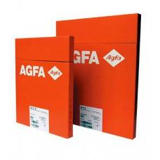 Рентген пленка зеленочувствительнаяя AGFA Ortho CP-G NIF100 24cm x30cm