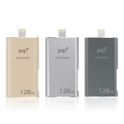 USB Флеш для Apple PQI iConnect 001 6I01-032GR2001 32GB Серый
