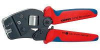 Инструмент для опрессовки контактных гильз самонастраивающийся Knipex KN-975308