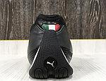 Кроссовки Puma Ferrari Future Cat M2 SF (Black/Grey), фото 2