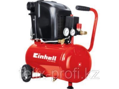 Компрессор TH-AC 200/40 OF Объем 40 литров Мощность 1,1 кВт Давление 8 бар 140 л./мин.