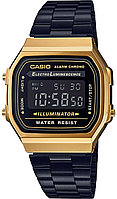 Наручные часы Casio A-168WEGB-1BEF, фото 1