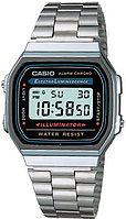 Наручные часы Casio A-168WA-1W, фото 1