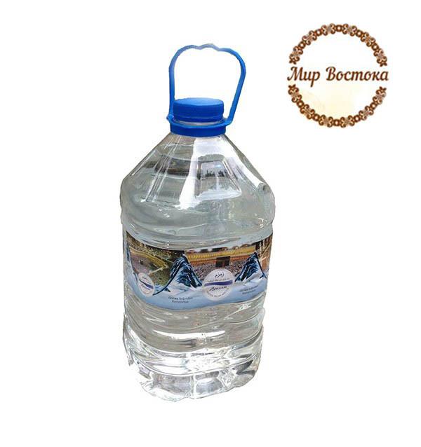 Священная вода из Мекки Зам-Зам 5 л (замзам)