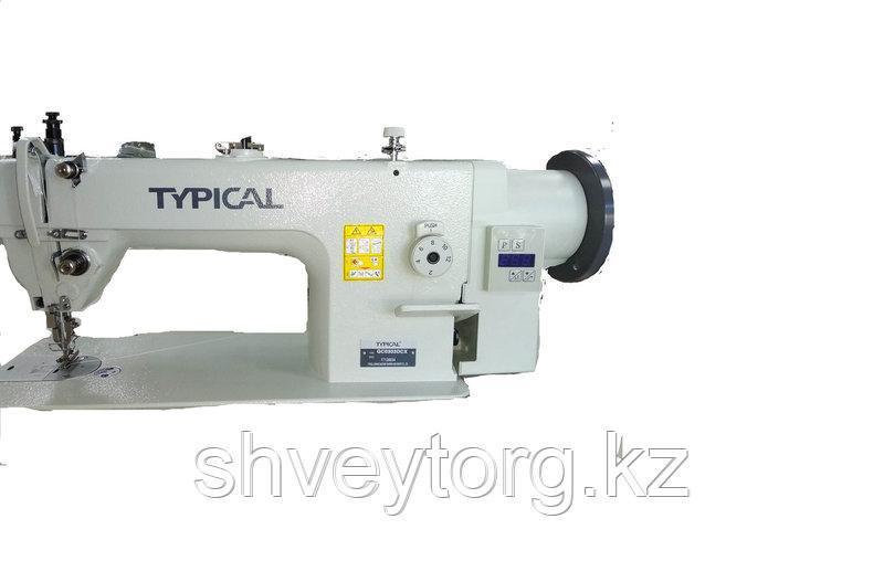 Прямострочная одноигольная швейная машина  TYPICAL GC0303D