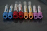 Вакуумные пробирки для забора крови производства AYSET \Турция\