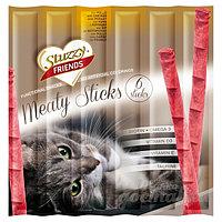 STUZZY FRIENDS палочки для кошек (с курицей) 6шт. по 5 гр.