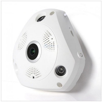 Панорамная Wi-Fi IP камера 360° (fish eye) - 1.3 mpx