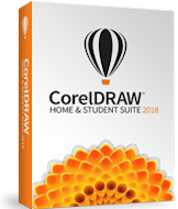CorelDRAW Home&Student Suite 2018