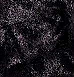 Шубка втоледи из стриженной нутрии с капюшоном, фото 4