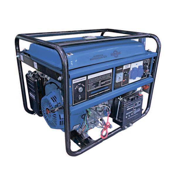 Бензиновый генератор Mateus 6.5 GFE3