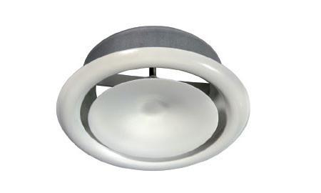 Диффузоры стальные круглого сечения SR д=160 мм