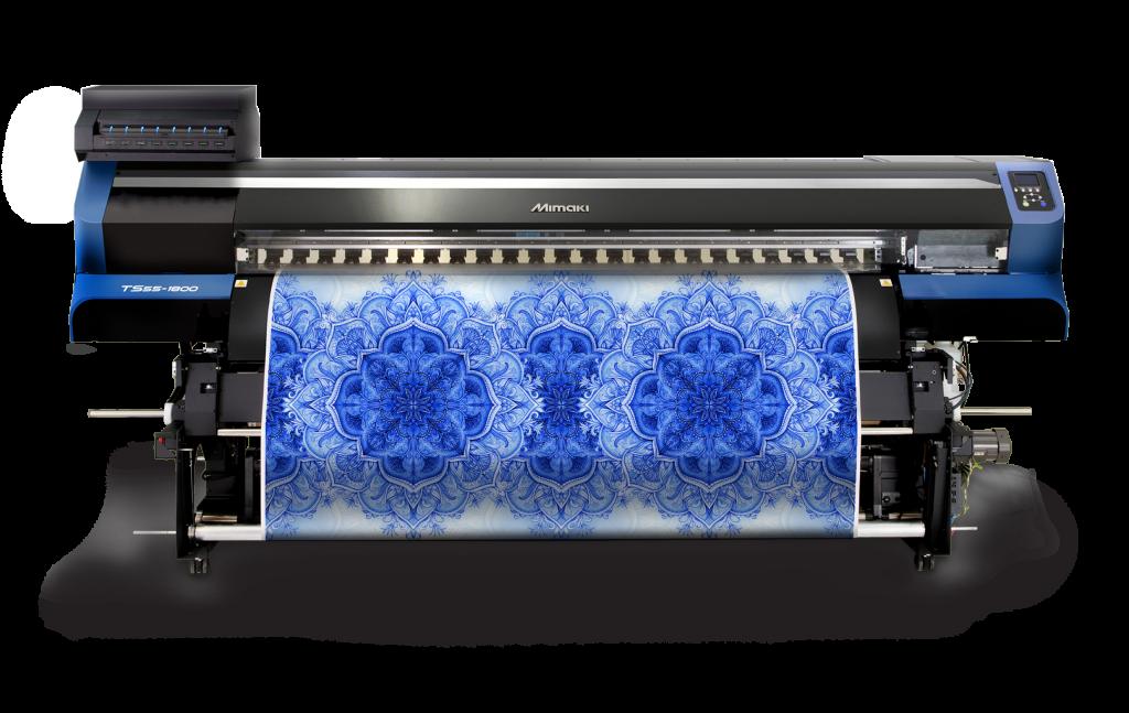 Сублимационный плоттер Mimaki TS55-1800
