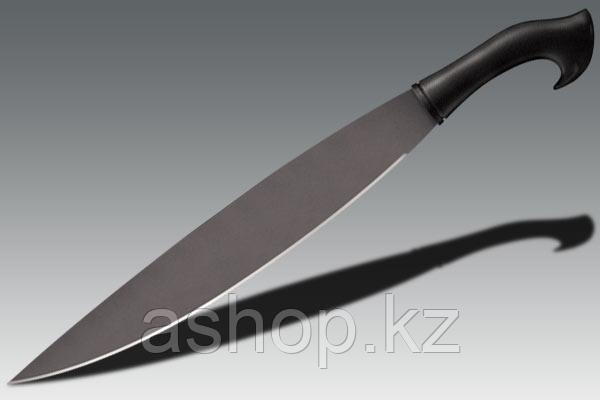 Нож нескладной Cold Steel Barong Machete, Общая длина: 622 мм, Толщина лезвия: 2,8 мм, Длина клинка: 457 мм, М