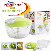 Овощерезка - Nicer Dicer Plus Speedy Chopper, Алматы