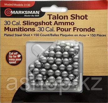 Стальные шарики Marksman 3130, Диаметр: 7,6 мм, 150 шт., Упаковка: Коробка