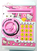 Сейф копилка   Hello Kitty Secret Code Lock, Алматы