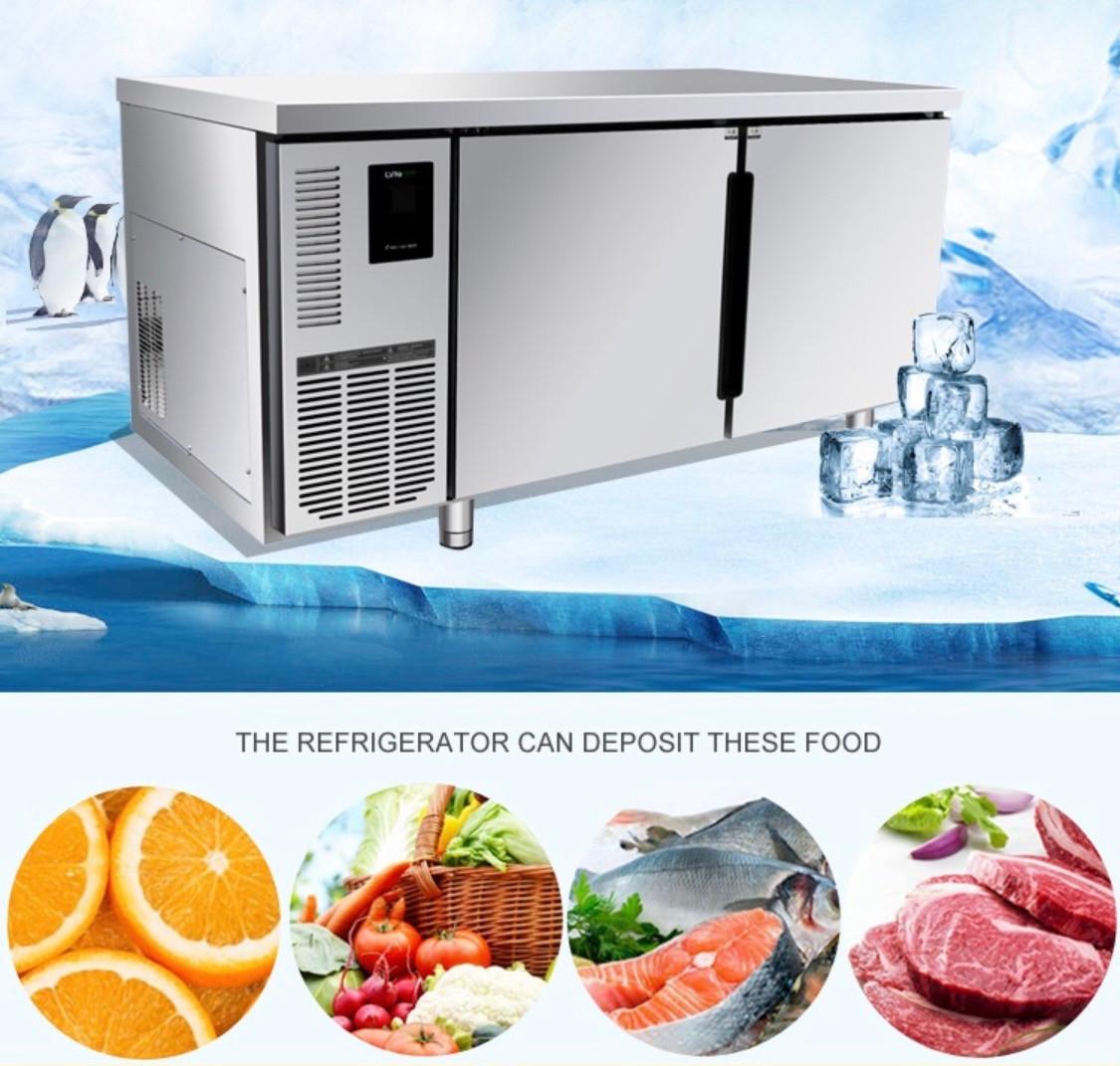 Стол холодильник 150*80*80см