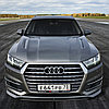 Обвес кузова Renegade Design на Audi Q7