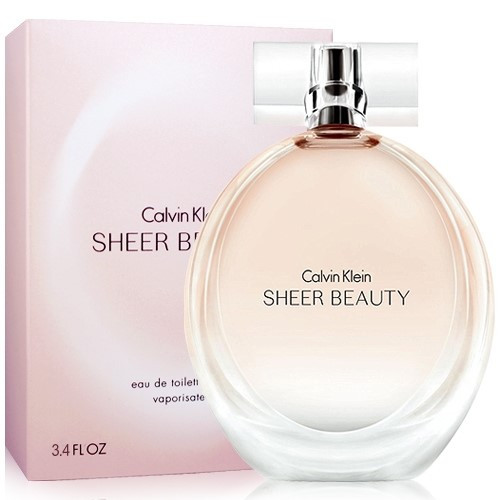 Calvin Klein Sheer Beauty (Кэлвин Кляйн Шир Бьюти) 100 ml (edt)