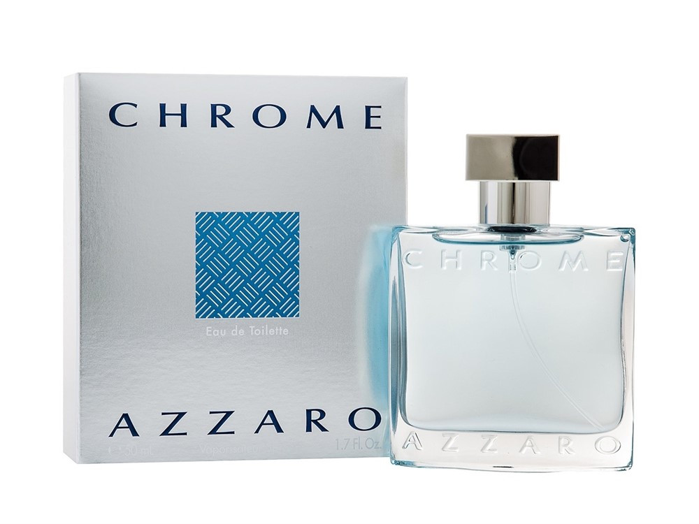 Azzaro Chrome (Аззаро Хром) Пробник 1,2 ml (edt)